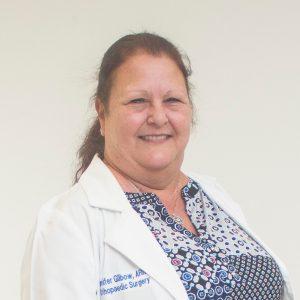 Jennifer Gilbow APRN-CNP Orthopedics